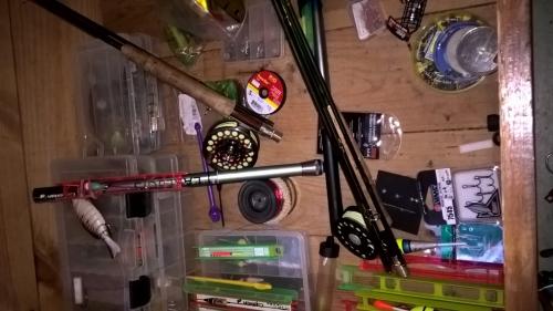 pêche , boite à pêche, dreamfish